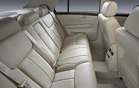 2009 Cadillac DTS Performance, Interior Back Seat View, interior, manufacturer, gallery_worthy