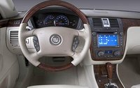 2009 Cadillac DTS Performance, Front Dash View, interior, manufacturer, gallery_worthy