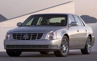 2009 Cadillac DTS Performance, Left Front Quarter View, exterior, manufacturer