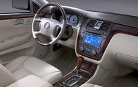 2009 Cadillac DTS Performance, Interior Front Seat/Dash View, interior, manufacturer, gallery_worthy