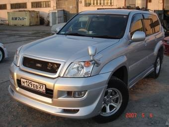 Picture of 2007 Toyota Land Cruiser Prado