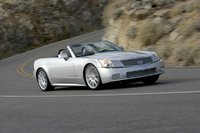 2009 Cadillac XLR-V, Front Right Quarter View, exterior, manufacturer