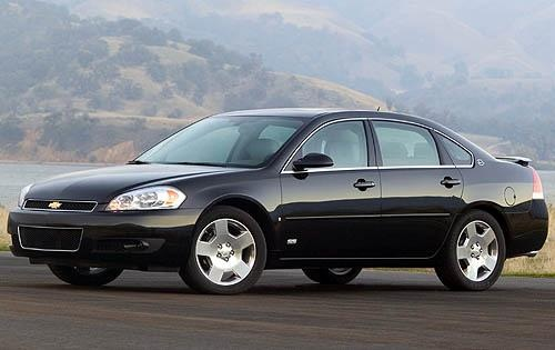 2009 Chevrolet Impala SS, Left Side, exterior, manufacturer