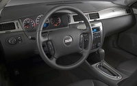 2009 Chevrolet Impala SS, Interior Dashboard View, interior, manufacturer