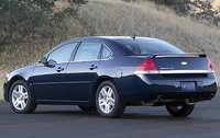 2009 Chevrolet Impala LTZ, Back Left Quarter View, exterior, manufacturer