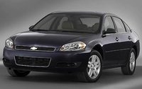 2009 Chevrolet Impala LTZ, Front Left Quarter View, exterior, manufacturer, gallery_worthy
