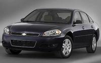 2009 Chevrolet Impala LTZ, Front Left Quarter View, exterior, manufacturer