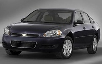 2009 Chevrolet Impala Picture Gallery