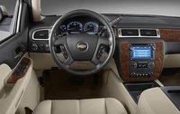 2009 Chevrolet Suburban, Interior Dashboard View, interior, manufacturer