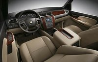 2009 Chevrolet Suburban, Interior Front View, interior, manufacturer