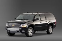 2009 Chevrolet Suburban, Front Left Quarter View, exterior, manufacturer, gallery_worthy