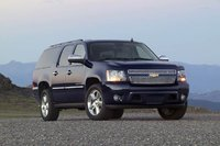 2009 Chevrolet Suburban, Front Right Quarter View, exterior, manufacturer