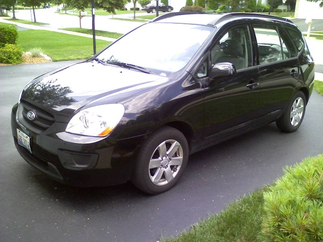 Picture of 2008 Kia Rondo LX V6, exterior, gallery_worthy