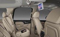 2009 Chevrolet Suburban, Back Seat Interior View, interior, manufacturer