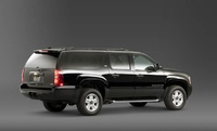 2009 Chevrolet Suburban, Right Side View, manufacturer, exterior