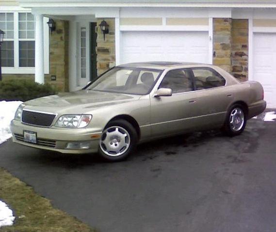 Picture of 2000 Lexus LS 400 Base, exterior