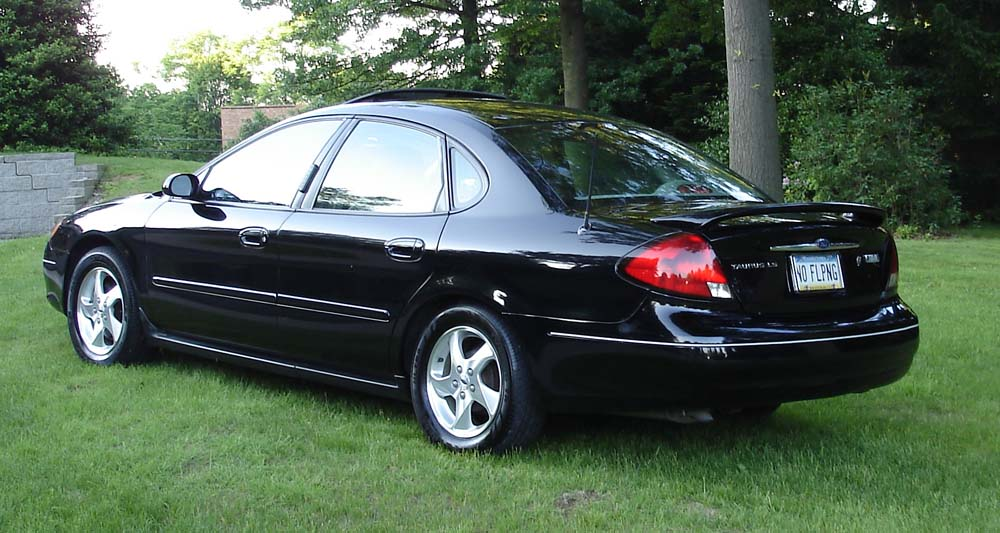 2001 ford taurus - pictures