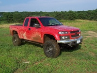 Picture of 2004 Chevrolet Colorado 4 Dr Z71 LS 4WD Extended Cab SB, exterior
