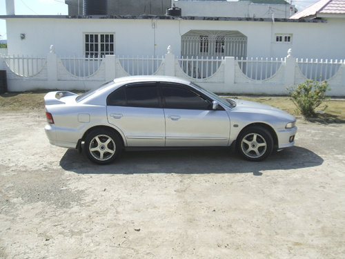 Picture of 2002 Mitsubishi Galant ES, exterior, gallery_worthy