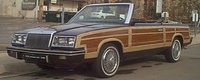 1983 Chrysler Le Baron Overview