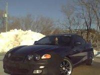 Picture of 2001 Hyundai Tiburon, exterior