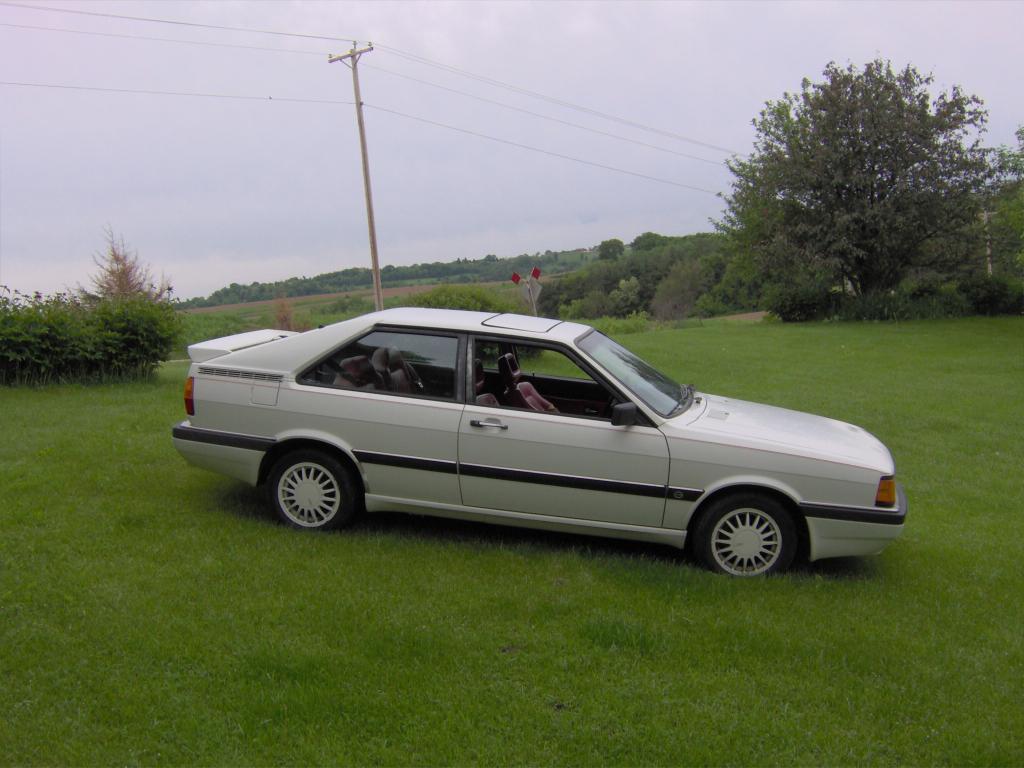 1986 Audi Coupe Pictures Cargurus
