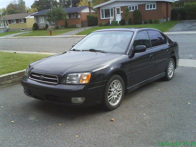 Picture of 2001 Subaru Legacy GT, exterior, gallery_worthy