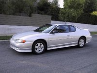 2001 Chevrolet Monte Carlo Overview