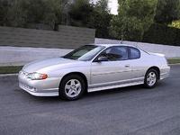 2001 Chevrolet Monte Carlo Picture Gallery