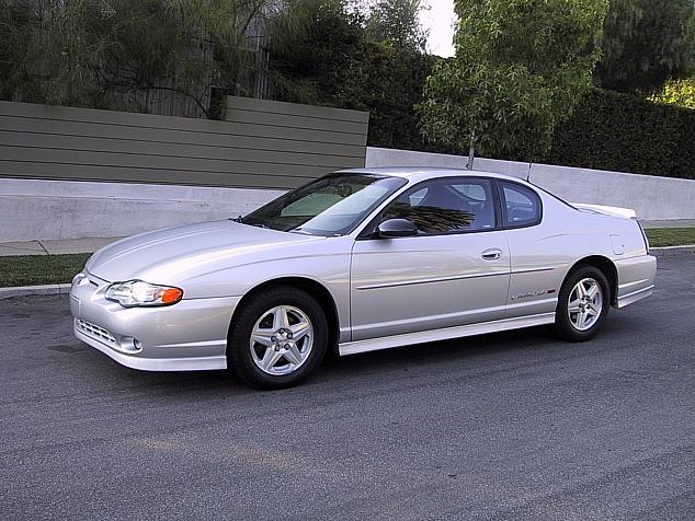 2001 chevrolet monte carlo overview cargurus. Black Bedroom Furniture Sets. Home Design Ideas