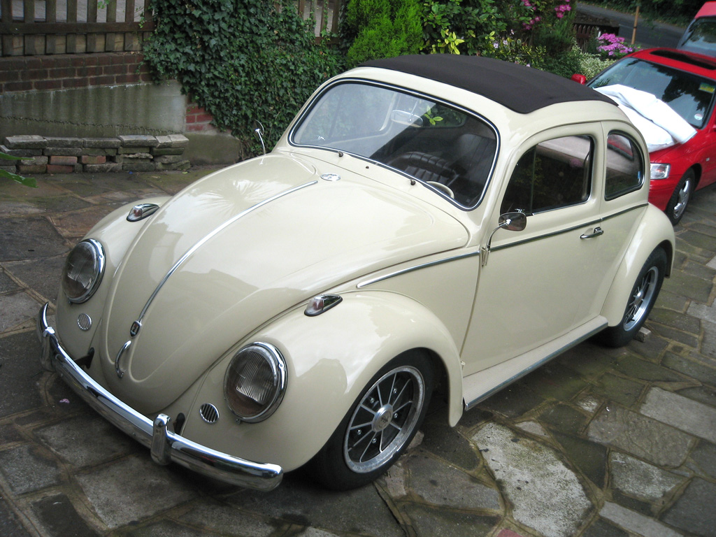 A Picture Review Of The Volkswagen Beetle From 1961 To