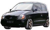 2003 Hyundai Atos Overview