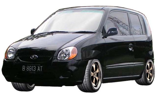 Picture of 2003 Hyundai Atos, exterior