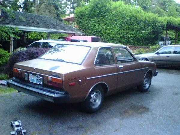 Picture of 1981 Datsun B-210