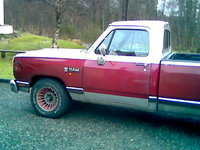 Picture of 1994 Dodge Ram 2500, exterior, gallery_worthy