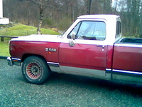 1994 Dodge Ram Pickup 2500 picture, exterior