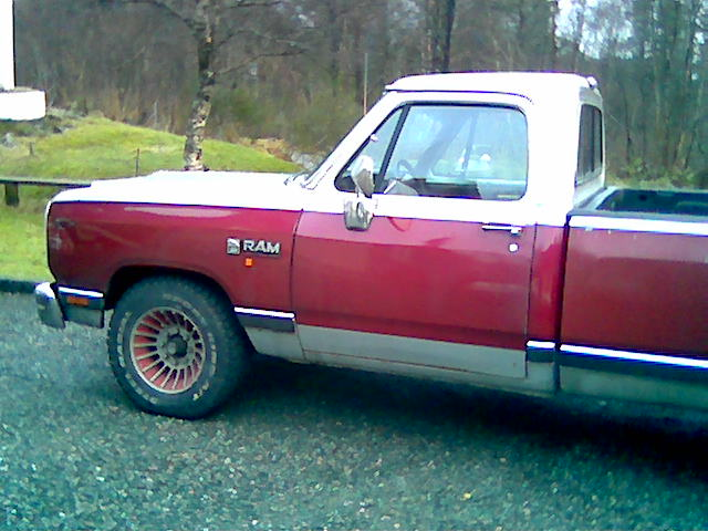 1994 Dodge Ram Pickup 2500 picture