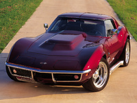 1969 Chevrolet Corvette Coupe picture, exterior