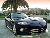 2002 Dodge Viper Overview