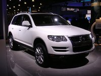 Picture of 2009 Volkswagen Touareg 2, exterior, gallery_worthy
