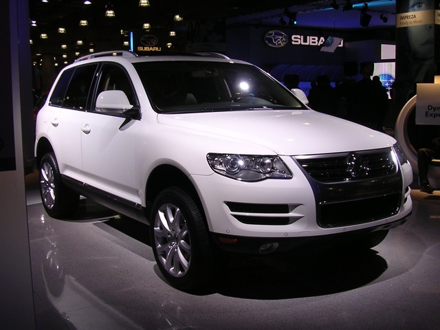 Picture of 2009 Volkswagen Touareg 2