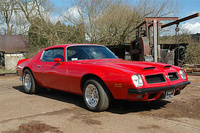 1974 Pontiac Firebird Overview
