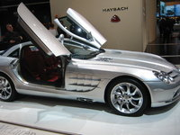 Picture of 2005 Mercedes-Benz SLR McLaren Base, exterior