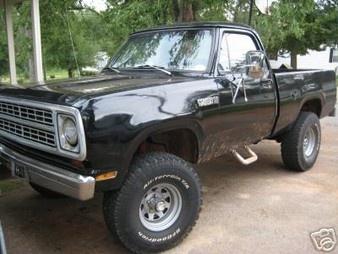 1980 Dodge Ram Wagon - Pictures - CarGurus