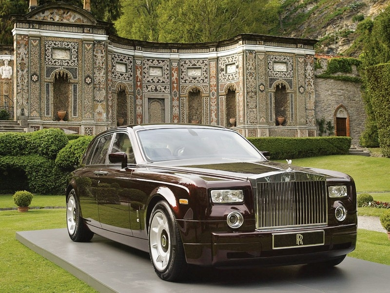 2006 Rolls-Royce Phantom 4dr Sedan picture