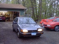 Picture of 1988 Mazda 323, exterior, gallery_worthy