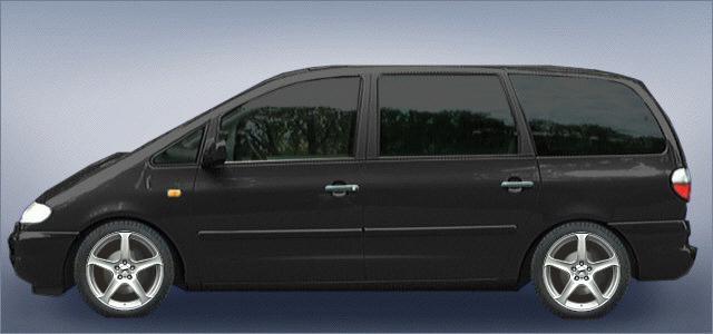 Picture of 1998 Volkswagen Sharan