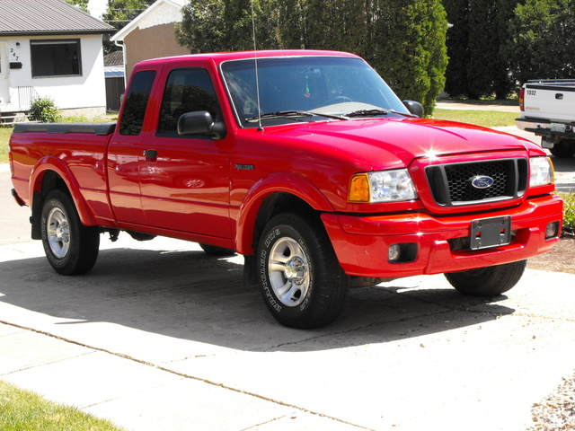 Picture of 2004 Ford Ranger 4 Dr Edge Extended Cab SB, exterior, gallery_worthy