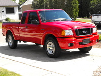 Picture of 2004 Ford Ranger 4 Dr Edge Extended Cab SB, exterior