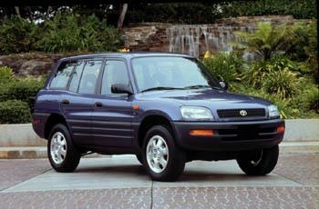 Picture of 1997 Toyota RAV4 4 Door exterior gallery_worthy & 1997 Toyota RAV4 - Pictures - CarGurus